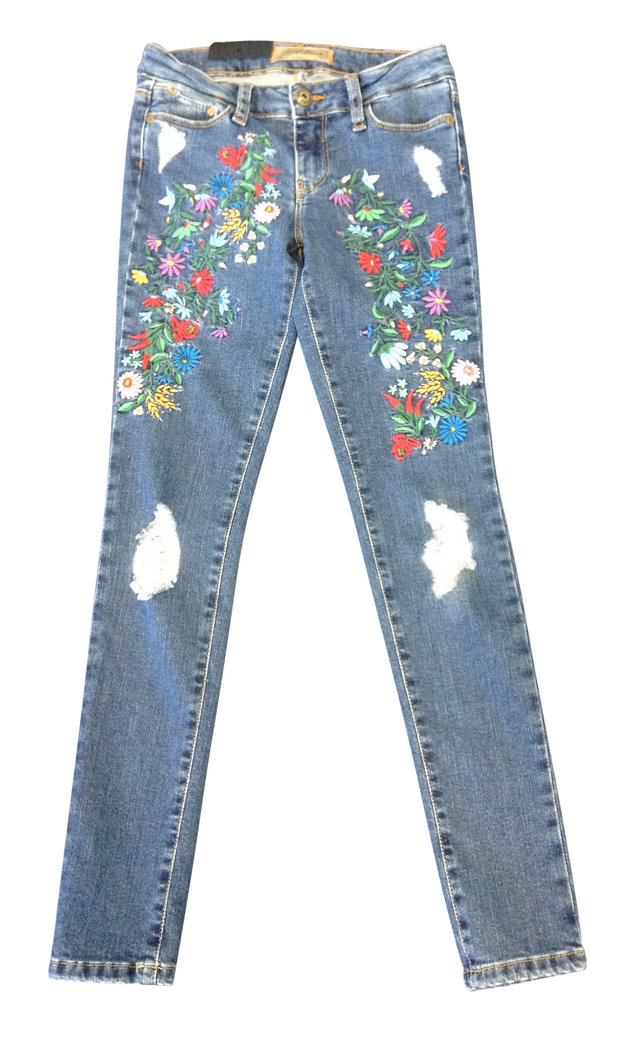 Blue jeans online shopping