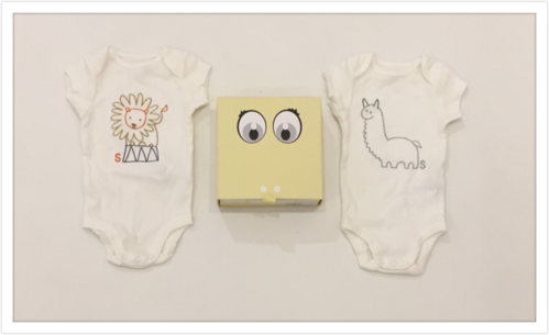Stella McCartney Baby Body-Set in Box