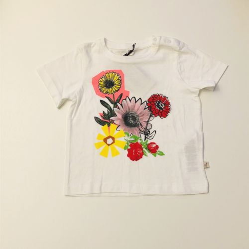 StellaMcCartney T-Shirt weiß