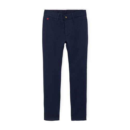 Hackett London Chino-Hose dunkelblau