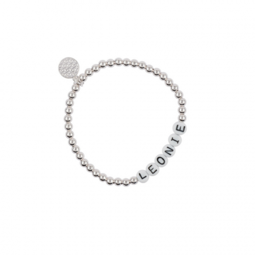Armband - mit Namen Sterling silber