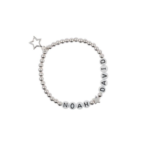 Armband mit Namen Sterling Silber